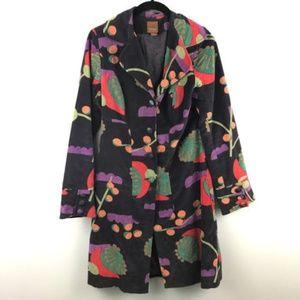 Anthropologie IPSA Velvet Coat 4